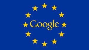 Flaga EU z Google