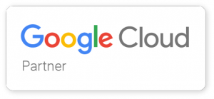 Logo Google Cloud Partner Badge
