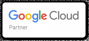Logo Google Cloud Partner Badge