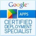 Google Apps Certified Deployment Specialist