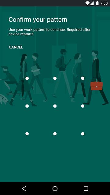 Android 7.0 Nougat - bezpieczeństwo