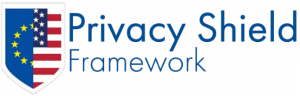 Logo programu Privacy Shield