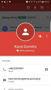 Katalog na Androidzie