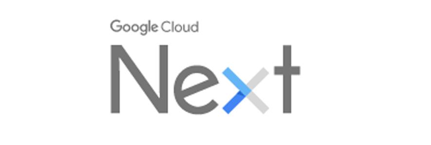 Logo Google Next